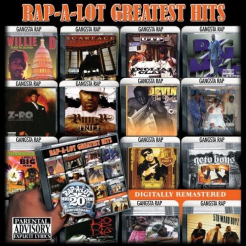 Rap a Lot Greatest Hits [Explicit] (More Money More Problems)