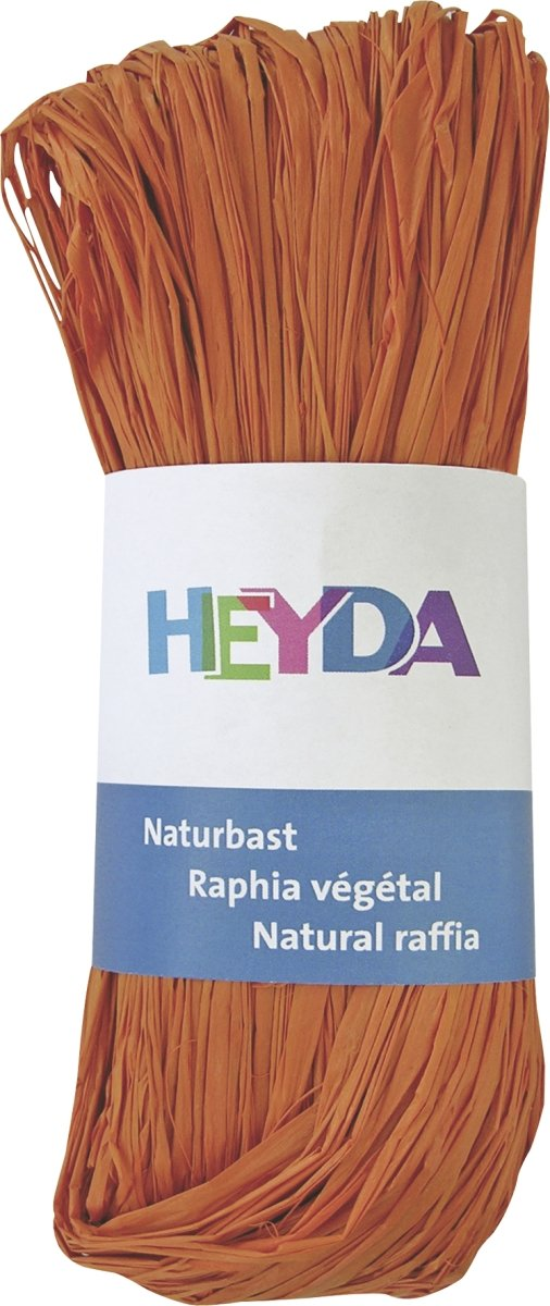 Heyda Naturbast 204887794arancione 50g Baier & Schneider