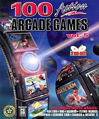 100 action arcade games volume 2 virginia city gambling directory