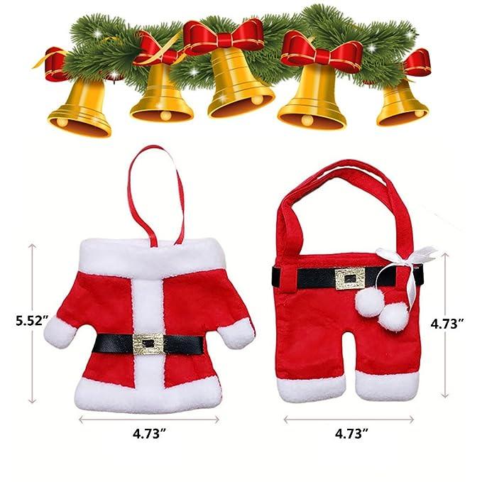 Amazon.com: Bolsa de cubiertos soportes bolsillos traje de ...