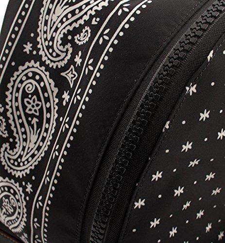 9101aaf579a3 Jual COACH MICKEY Charles Backpack in Prairie Bandana Print Black ...