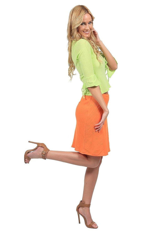 Top Set Collection Women Ingear Elegant and Classy Shirt Skirt