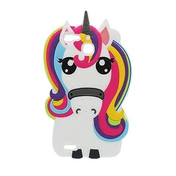coque huawei p9 lite unicorn
