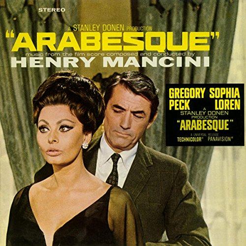 Vinilo : Soundtrack - Arabesque (Holland - Import)