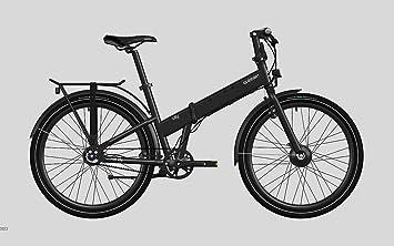 Bicicleta electrica plegable quipplan