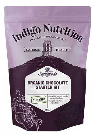 Indigo Herbs Organic Chocolate Making Kit 300g