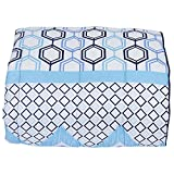 Campus Linens Blue Lennox Twin XL Comforter for College Dorm Bedding