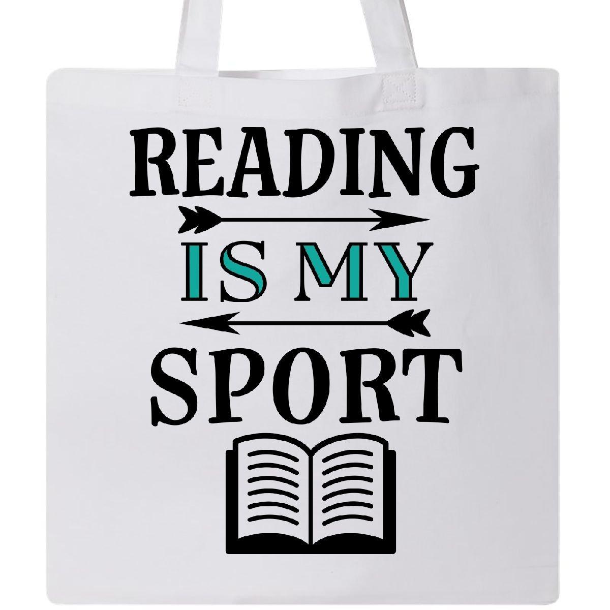 安価 Inktastic – One Readingは私のスポーツLibrarianブッククラブギフトトートバッグ One – Inktastic Size B076Z4LFQB ホワイト, プロウエス:87a9a746 --- 4x4.lt