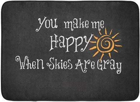 Du machst mich glücklich sprüche
