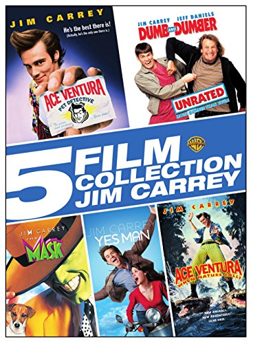 5 Film Collection: Jim Carrey - Outlets Springs Colorado