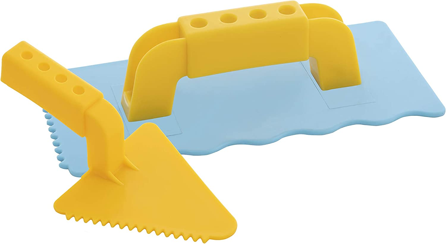 Superio Snow Toy Set Trowels Bundle 2 Pack Snow and Sand Kids ...