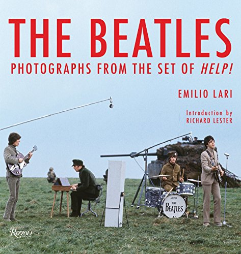 The Beatles: Photographs from the Set of Help! (& Catalog More Returns)
