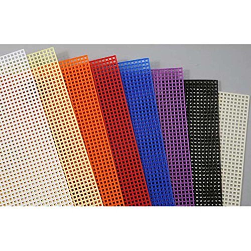 Plastic Canvas Sheets - 8