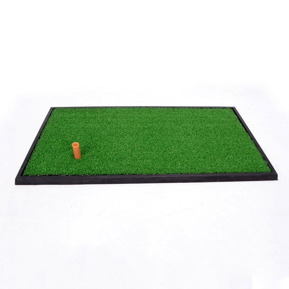 QAR インドアゴルフスイングトレーナーゴルフマット 014  1# B07H7DN93S