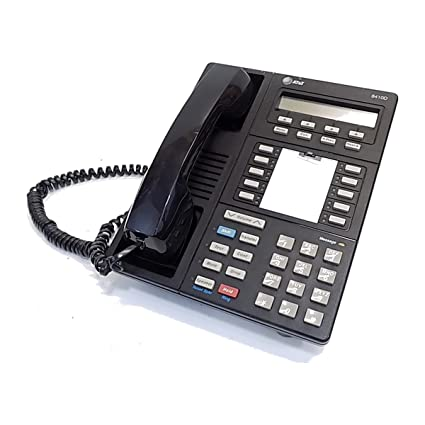 amazon com avaya 8410d phone black pbx telephones and systems rh amazon com