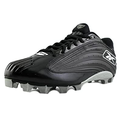 0ff2696c159 Reebok Outside Speed Low M Mens Football Cleats Black 11.5