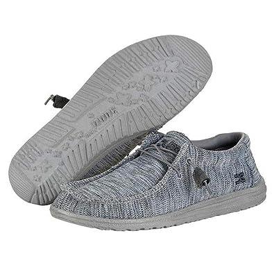 Hey Dude Schuhe Für Männer Herren 11 D (M), UK grau: Amazon