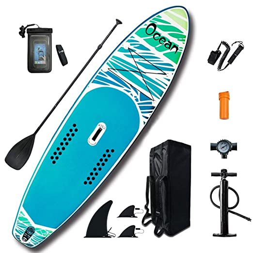 Tabla Hinchable Paddle Surf Soft Top Stand Up Paddle Board tres ...