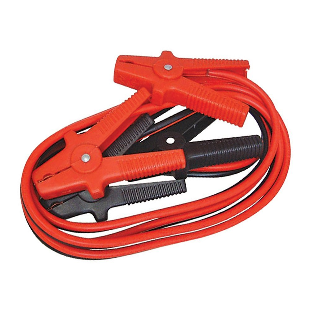 Find A Spare Insulated Jump Leads 600A Max 3.6m Long