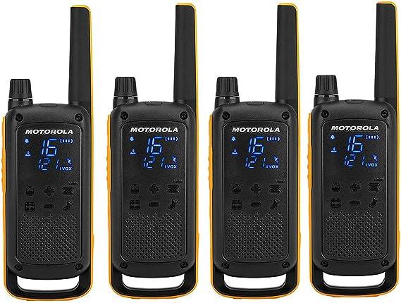 Motorola Talkabout T82 Extreme Quad Pmr Funkgerät Elektronik