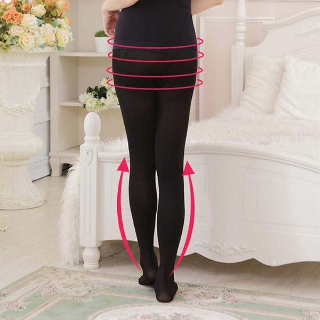 Amazon.com  BoBoLing Women Compression Socks Beauty Slim Body Leg Shaper Burn  Fat Thin Stocking Pantyhose Black  Kitchen   Dining 3647f72088ee