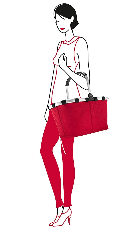 Reisenthel carrybag carrybag carrybag Millefleurs + Cover Navy B0749P91C4 Einkaufskrbe a735e2