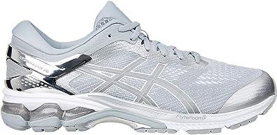 Asics Gel-Kayano 26 Platinum Zapatillas de correr para hombre: Amazon.es: Zapatos y complementos