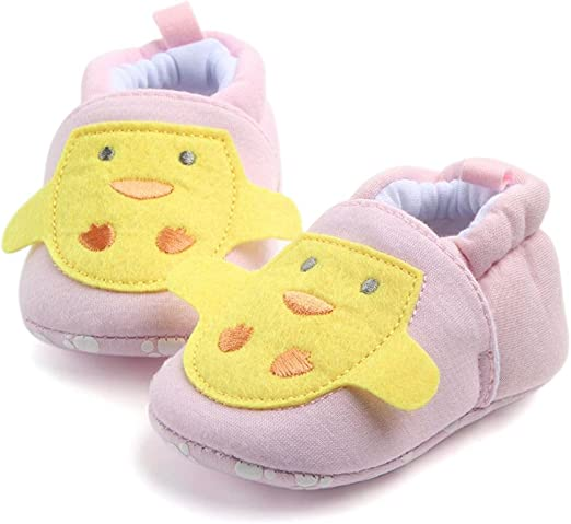 Toddler Prewalkers Baby Boy Girl Boots Shoes Round Toe Flats Soft Slippers Shoes