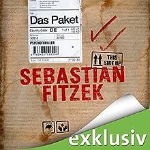 """Sebastian Fitzek - """"Das Paket"""""""