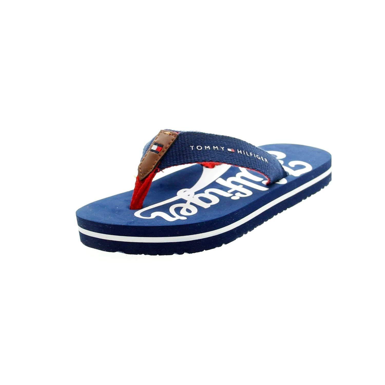 Tommy Hilfiger Zehentrenner: : Schuhe & Handtaschen