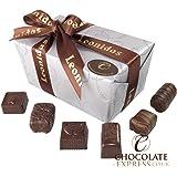 Leonidas Gift Dark Chocolates, 35 Luxury Belgian Chocolate Gift 590g