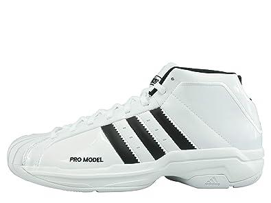 adidas Pro Model 2g, Zapatillas Baloncesto Hombre: Amazon.es ...