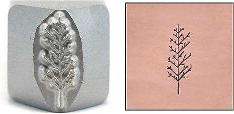 SUPPLY GUY 5mm//3mm Twinkle Star 2 Pack Metal Design Stamp Set SGCH-158159
