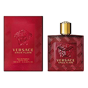 12cce371ef6cc6 Versace - Eros Flame - Eau de Parfum - 100 ml -  Amazon.de  Beauty