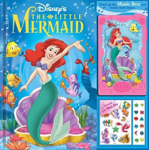 Download The Little Mermaid Storybook and Music Box (Disney Princess) pdf epub