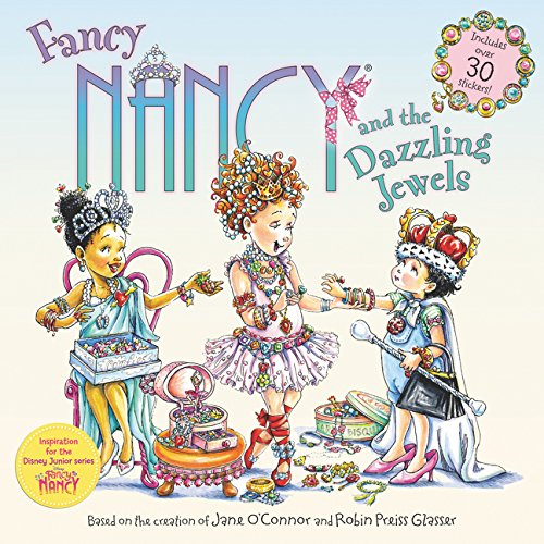 Fancy Nancy and the Dazzling - Jewel Fancy