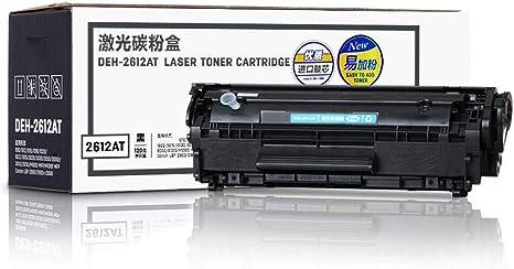 DEH-2612AT Cartucho de tóner láser para 1010 1012 1015 1020 ...