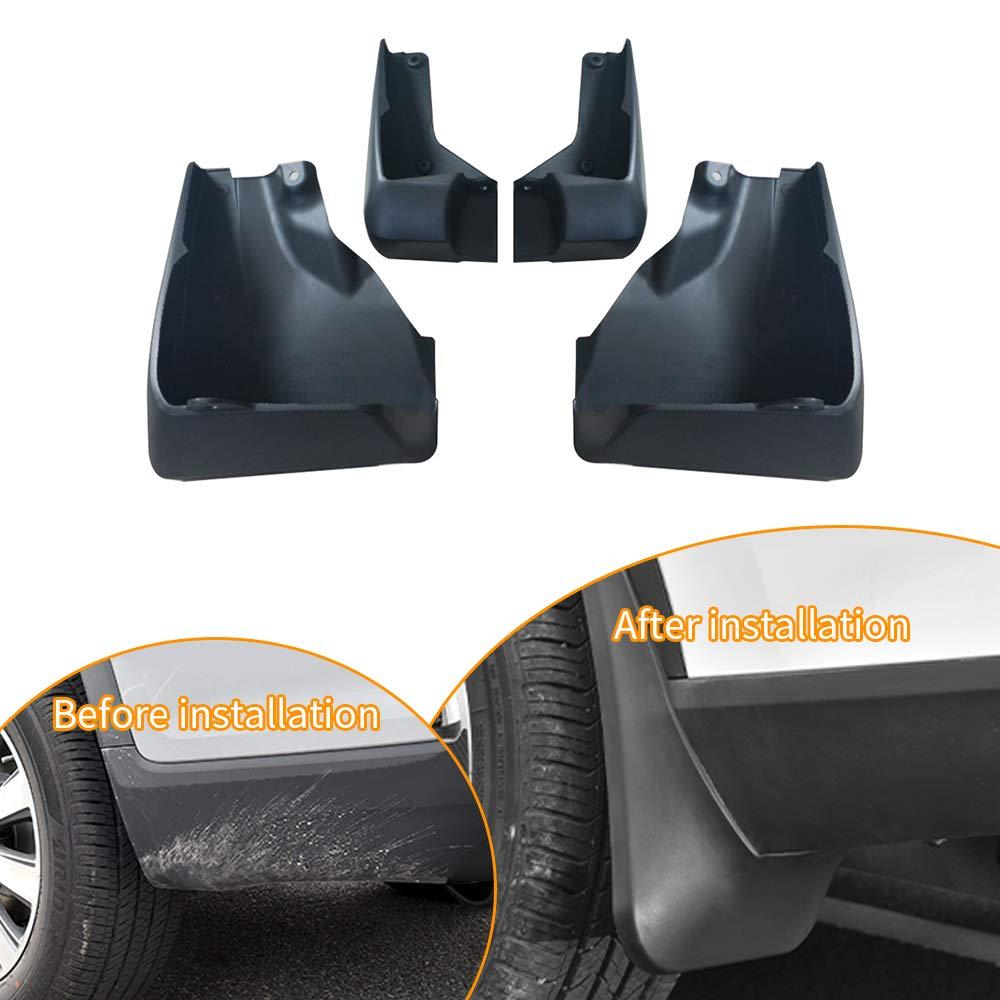 2014-2019 Fender Flares Mudflaps Mudguards Front and Rear Wheel 4Pcs Car Custom Mud Flaps Splash Guards for Subaru Forester 2005-2013