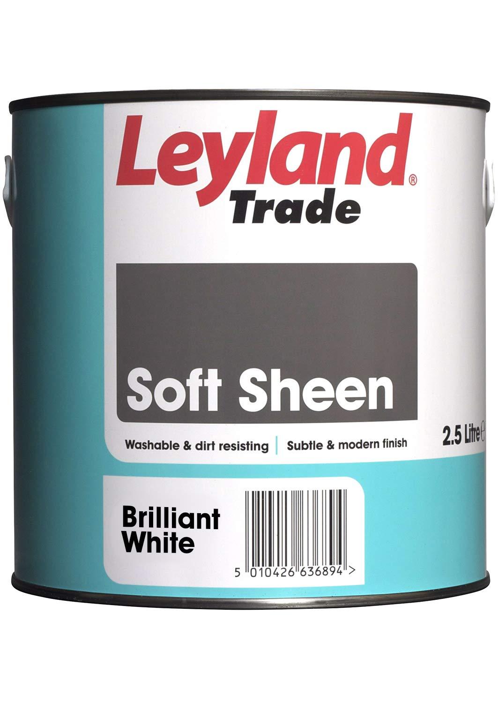 Leyland Trade 264872 Soft Sheen, Magnolia, 5 PPG
