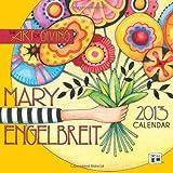 Mary Engelbreit 2013 Mini Wall Calendar, Mary Engelbreit, 1449413595