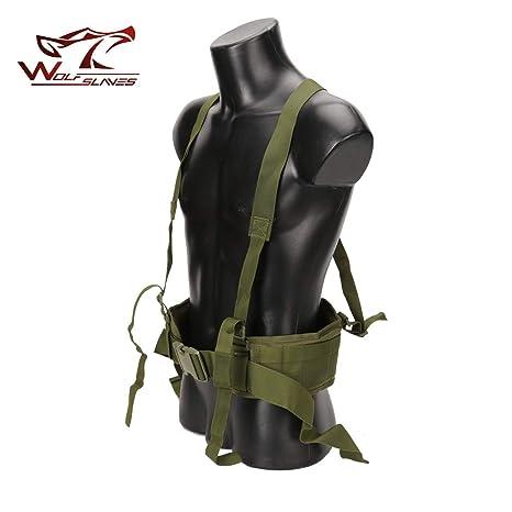 Cinturón de cintura con suspensión en forma de X, cinturón de ...