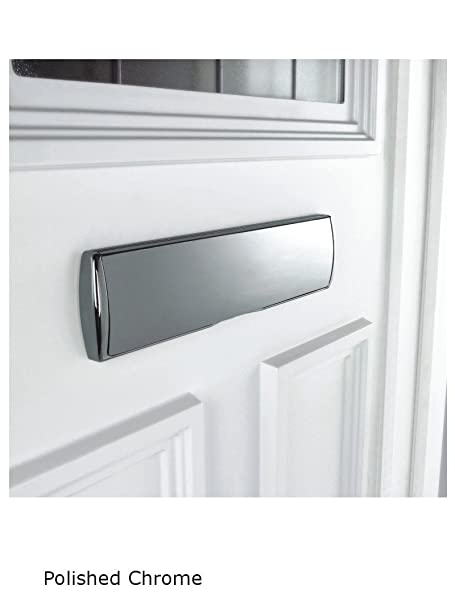 Mila Prostyle Composite Upvc Door Letterbox Heavy Duty Polished Chrome  sc 1 st  Amazon UK & Mila Prostyle Composite Upvc Door Letterbox Heavy Duty Polished ...