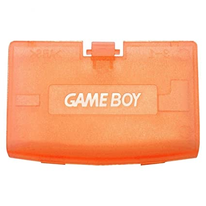 3bcb27fc1d75 Amazon.com  Battery Back Door Cover Case for Game Boy Advance GBA ...