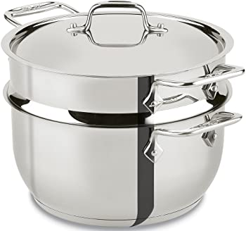 All-Clad E414S564 Food Steamer