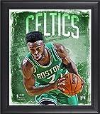 "Best Sports Memorabilia Sports Memorabilia Collage Makers - Jaylen Brown Boston Celtics Framed 15"" x 17"" Review"
