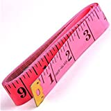1 x 60-Inch/150cm Tape Measure Soft Cloth Measuring Tape Weight Loss Medical Body Measurement Sewing Tailor Craft Ruler for Sewing Tailor by TheBigThumb