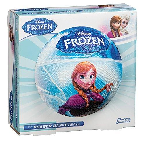 Franklin Sports Disney Frozen Mini Basketball - Elsa/Anna by Franklin Sports