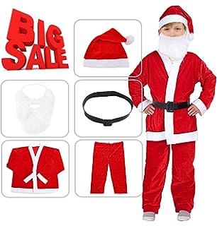 f98aada3e Amazon.com  Child Santa Beard  Toys   Games