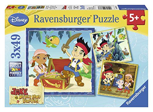 Ravensburger 09337 - Jakes Piratenwelt