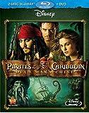 Pirates of the Caribbean: Dead Man's Chest (Blu-ray + DVD) (Sous-titres français)